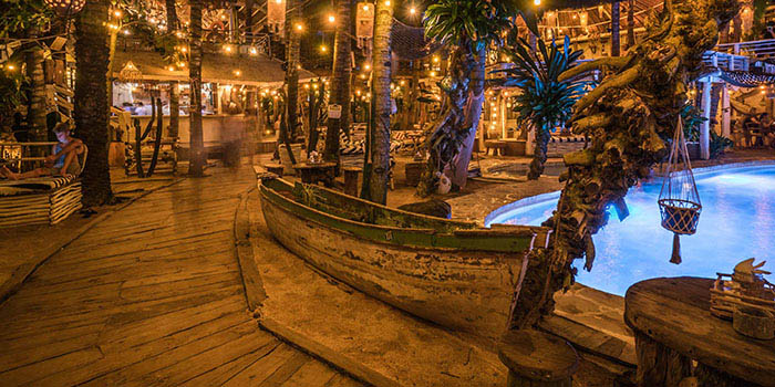 Pool at La Brisa, Bali