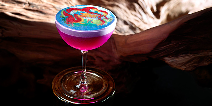 Mother Of Dragons from MO BAR at Mandarin Oriental Singapore in City Hall, Singapore