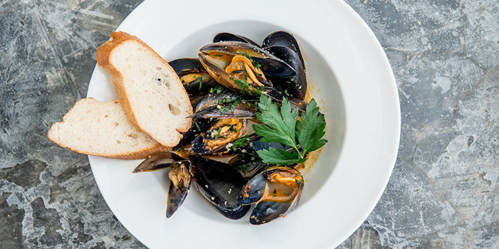 Mussels, Fratelli, Repulse Bay, Hong Kong