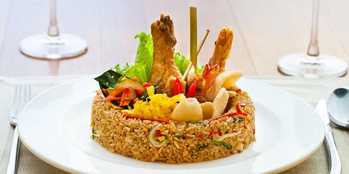 Nasi Goreng at Banyubiru Restaurant, Nusa Dua
