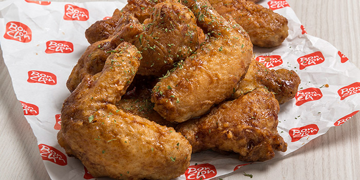 Original Recipe Chicken Wings from Bonchon (Bugis+) in Bugis, Singapore