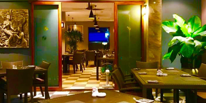 Outdoor of Thong Dee-The Kathu Brasserie, Kathu, Phuket, Thailand