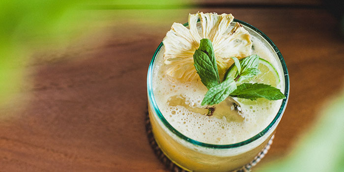 Drinks Menu from Pizza Garden, Seminyak, Bali