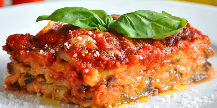 Pork Lasagna from Peppe Italian Food & Wine at 1954/3 Soi 60 Sukhumvit Rd Bang Chak,Phra Khanong Bangkok
