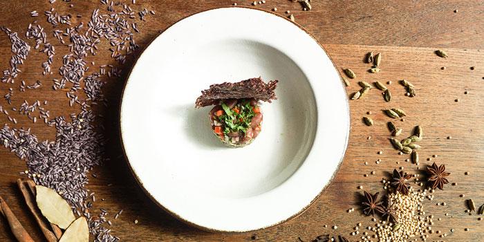 Dish 1 at Potato Head, Jakarta