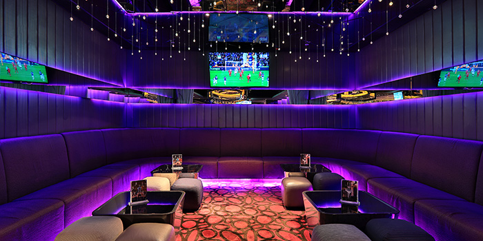 Private Room, Room One – Sports Bar, Tsim Sha Tsui, Hong Kong