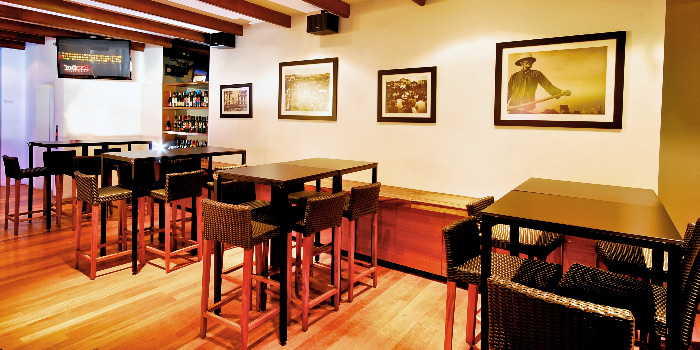 Dining Area of RedDot BrewHouse @ Boat Quay in Boat Quay, Singapore