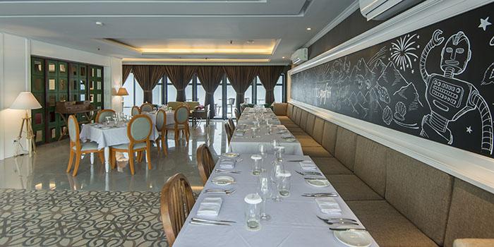 Codegrafiti Restaurant (Yan's House Hotel Bali)