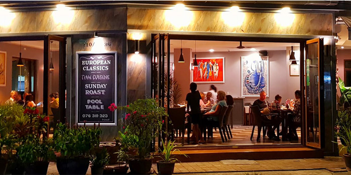 Restaurant-Atmosphere of Thong Dee-The Kathu Brasserie, Kathu, Phuket, Thailand