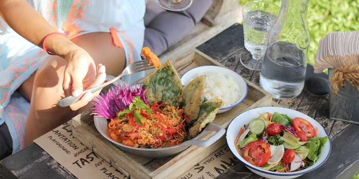 Restaurant of Project Artisan in Cherngtalay, Phuket, Thailand.