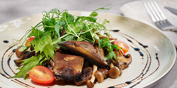Wild Mushroom from Arbora (formerly Spuds & Aprons) at Faber Peak Singapore in Harbourfront, Singapore