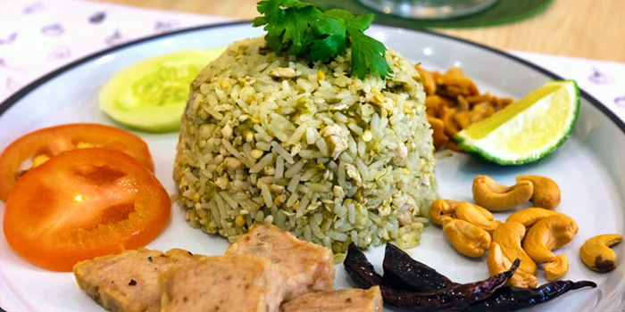 Green Chilli Fried Rice from Baan Ying Singapore at Royal Square @ Novena in Novena, Singapore