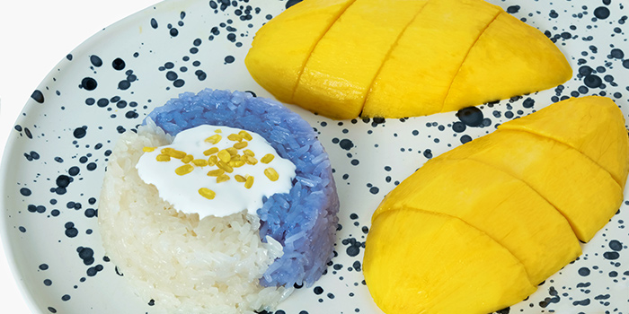Mango Sticky Rice from Baan Ying Singapore at Royal Square @ Novena in Novena, Singapore
