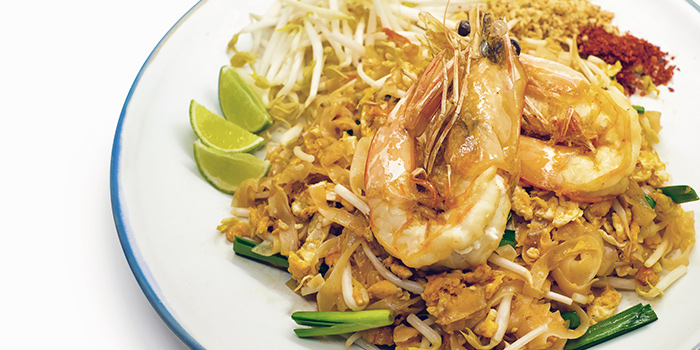 Pad Thai River Prawns from Baan Ying Singapore at Royal Square @ Novena in Novena, Singapore