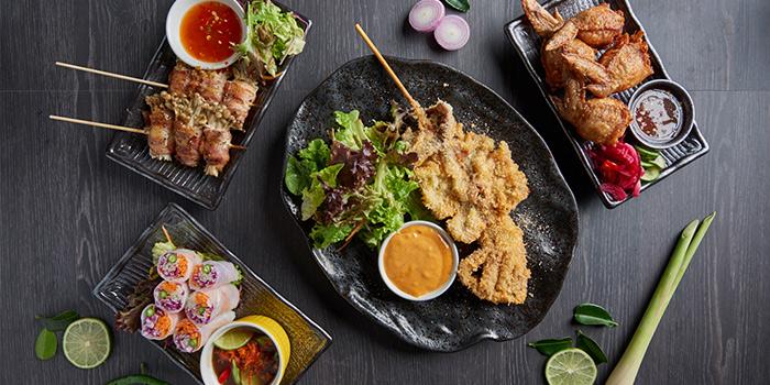 Small Bites from Bangkok Jam (Plaza Singapura) in Dhoby Ghaut, Singapore
