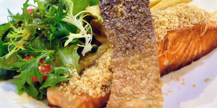 Atlantic Pink Salmon from Daily Affairs at Cairnhill Community Club in Newton, Singapore