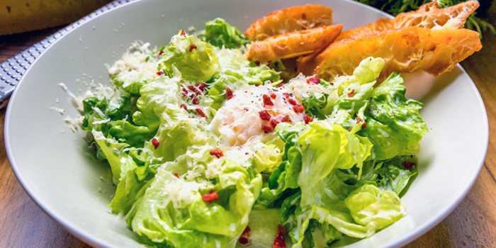 Classic Caesar Salad from Daily Affairs at Cairnhill Community Club in Newton, Singapore