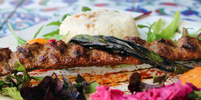 Kebab from Derwish Turkish in Bugis, Singapore