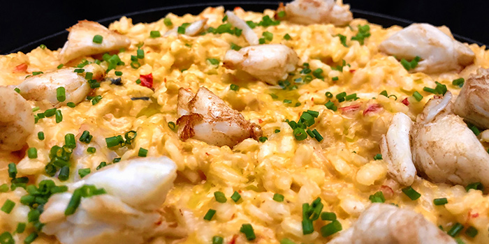 Sophia Risotto from FrapasBar by Saveur (Cathay) in Dhoby Ghaut, Singapore