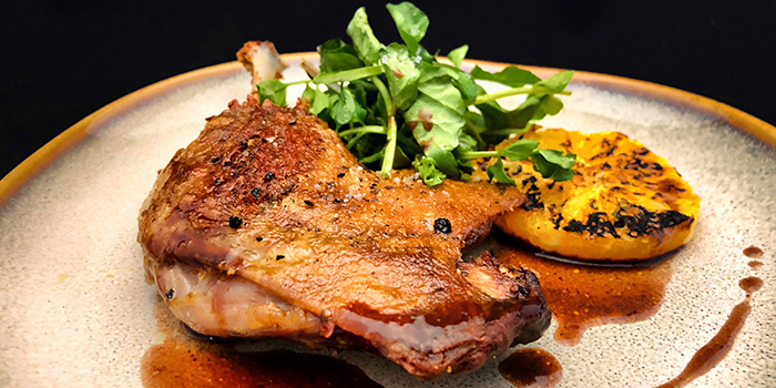 Duck Confit from FrapasBar by Saveur (Cathay) in Dhoby Ghaut, Singapore