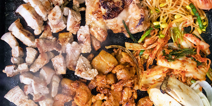 BBQ Hotplate from Friends Tasty Korea in Sembawang, Singapore