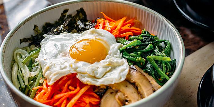 Bimimbap from Friends Tasty Korea in Sembawang, Singapore