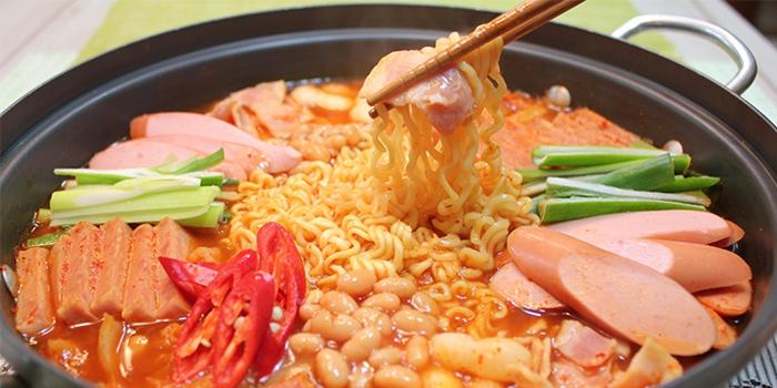 Budae Stew from Friends Tasty Korea in Sembawang, Singapore