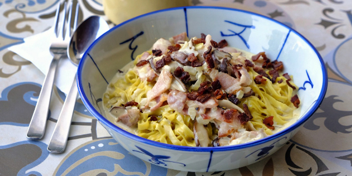 Carbonara from Good Time Eat Drink in East Coast, Singapore