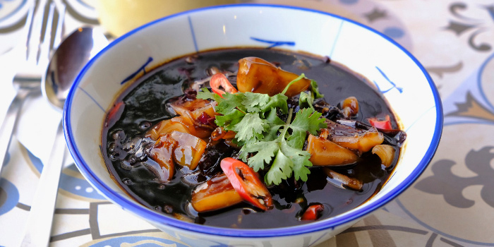 Sticky Shiok Sotong from Good Time Eat Drink in East Coast, Singapore