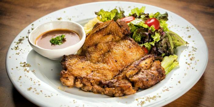 Chicken Chop from Grapevine Bar & Restaurant in Serangoon, Singapore