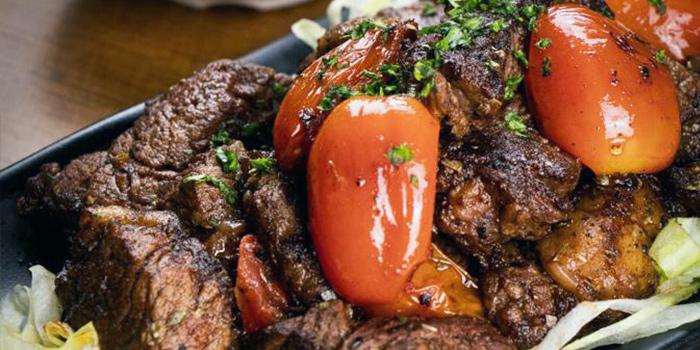 Steak from Grapevine Bar & Restaurant in Serangoon, Singapore