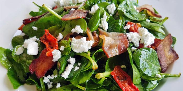 Salad from Gustoso Ristorante Italiano in Seletar, Singapore