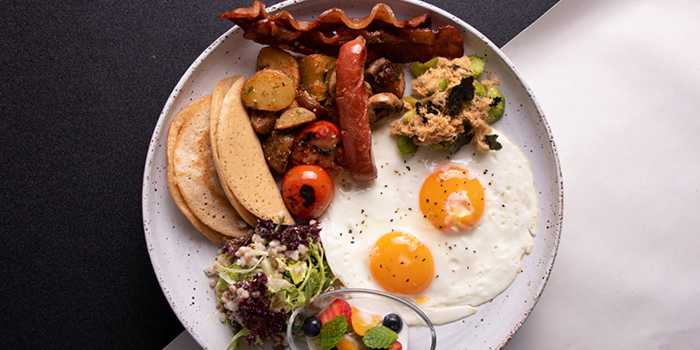 H & C Big Breakfast from Halcyon & Crane at Paragon Shopping Centre in Orchard, Singapore