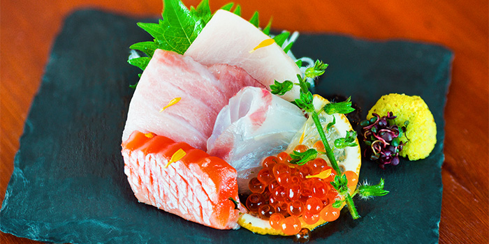 Sashimi Platter from Ichida Japanese Dining in Club Street, Singapore