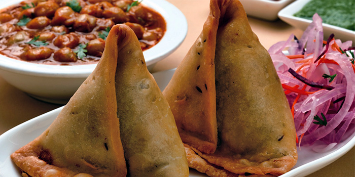 Samosa from Kailash Parbat (Little India) in Little India, Singapore