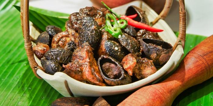 Ayam Buah Keluak from Katong Kitchen at Village Hotel Katong in East Coast, Singapore