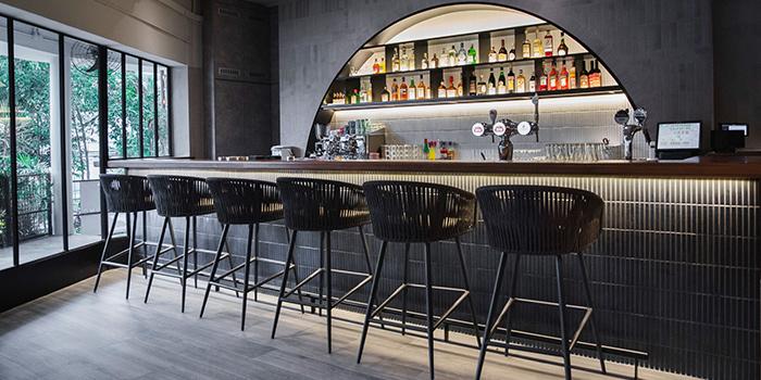Bar of LINO in Bukit Timah, Singapore