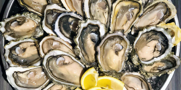 Oyster from Quick Fix Bistro & Bar in Kallang, Singapore