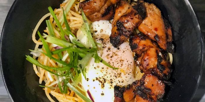 Yakitori Pasta from Quick Fix Bistro & Bar in Kallang, Singapore