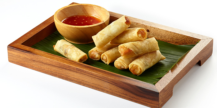 Spring Rolls from Siam Kitchen (Lot 1) in Choa Chu Kang, Singapore