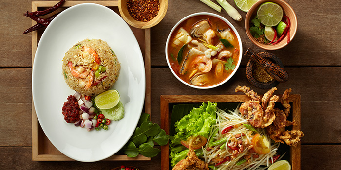 Siam Kitchen food delivery in singapore delivery in Singapore