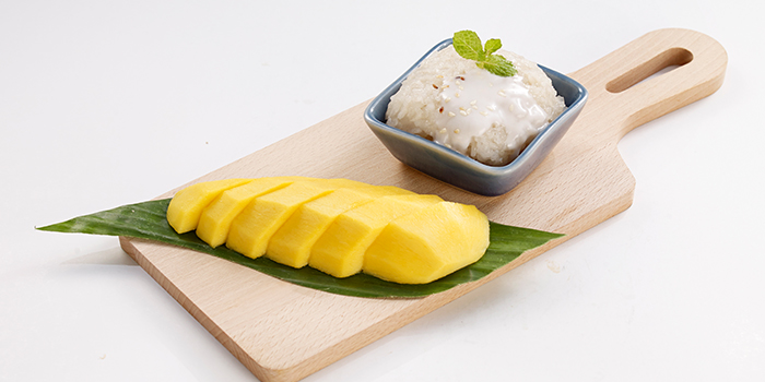 Mango Sticky Rice from Siam Kitchen (Lot 1) in Choa Chu Kang, Singapore