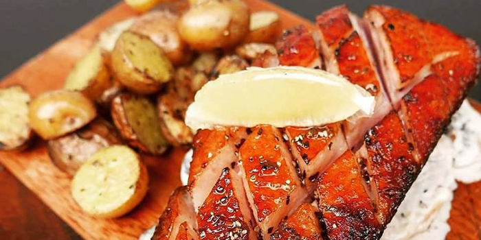 Smoked Duck Breast from Stirling Steaks in East Coast, Singpore