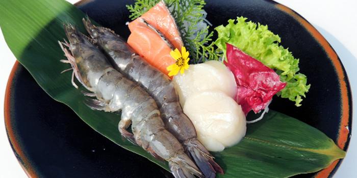 Assorted Kasien from Tenkaichi Japanese BBQ Restaurant (Marina Square) in Promenade, Singapore