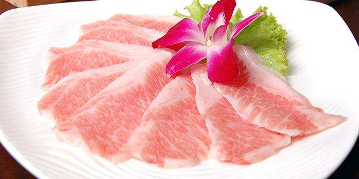 Tontoro from Tenkaichi Japanese BBQ Restaurant (Marina Square) in Promenade, Singapore
