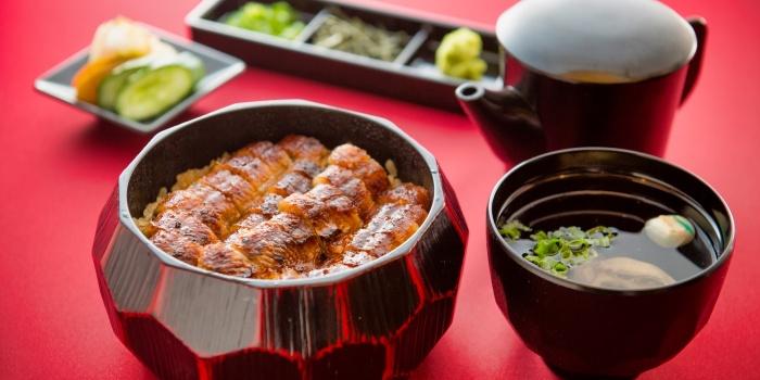 Unagi Set from Unagiya Ichinoji Dining (Suntec City) at Suntec City Mall in Promenade, Singapore
