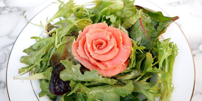 Smoked Salmon Salad from Wild Blooms in Serangoon, Singapore