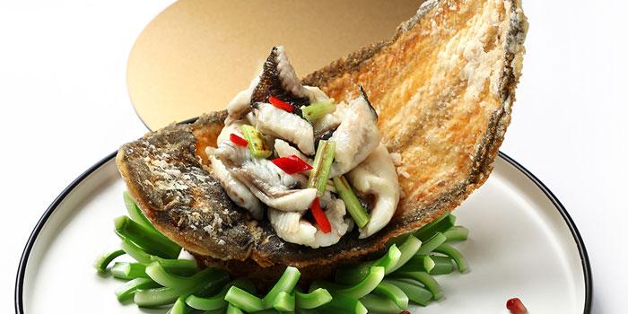 Sauteed Sole Fish, Cuisine Cuisine (Tsim Sha Tsui), Tsim Sha Tsui, Hong Kong