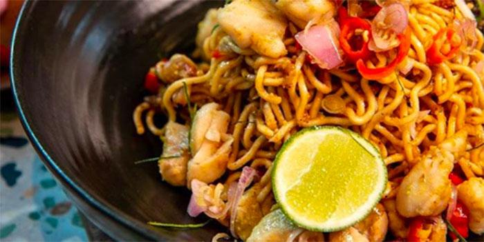 Food Menu from Mr Fox, Jakarta