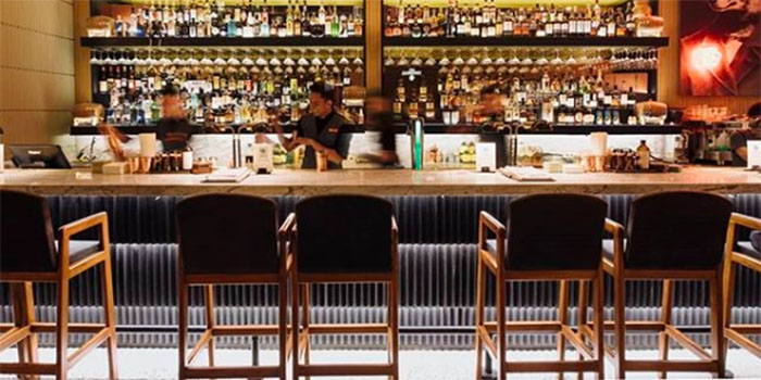 Bar from Mr Fox, Jakarta
